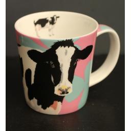 Mug - Lesley Gerry cow