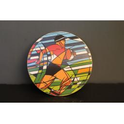 Coasters - Rugby