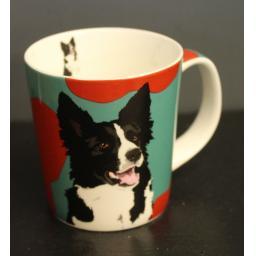 Mug - Lesley Gerry sheepdog
