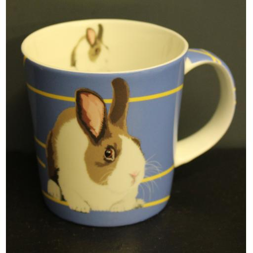Mug - Rabbit -Leslie Gerry