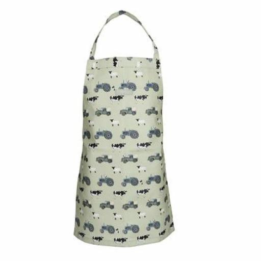 Children's Apron - 'On The Farm'