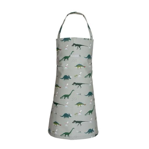 Child's Apron - Dinosaurs