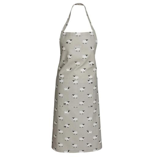 Adult Apron - Sheep