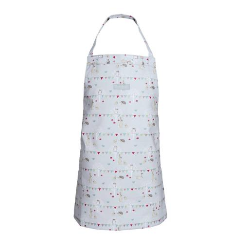 Child's Apron - Woodland Party