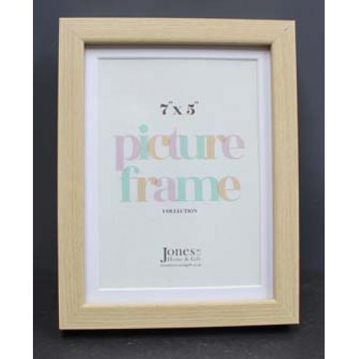 Blank frame 7x5