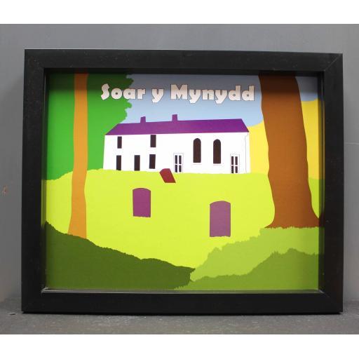 Print - Soar Y Mynydd