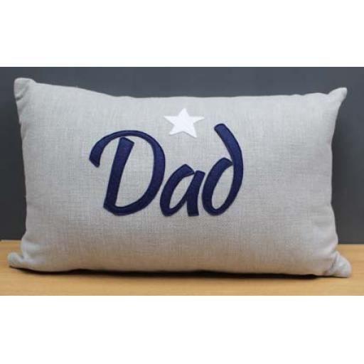 Cushion - 'Dad'