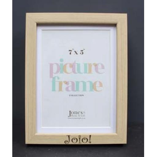 """""""Joio"""" frame 7x5"""