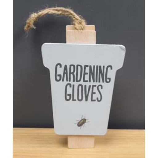 Peg - 'Gardening Gloves '