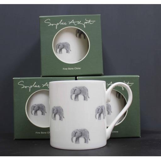 Mug - Elephant Sophie Allport