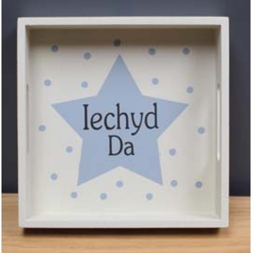 Tray - 'Iechyd Da'